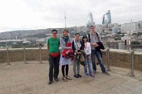 Half-Day Baku City Sightseeing Tour