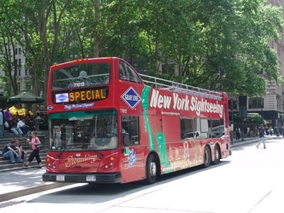 72-Hour All Loops Double-Decker Bus Tour by Gray Line CitySightseeing New York
