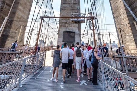 Brooklyn Bridge Guided Walking Tour