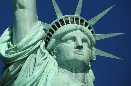 Statue of Liberty, Ellis Island and 9/11 Memorial Walking Tour with Optional Pedestal Upgrade