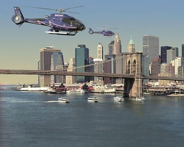 The Big Apple Helicopter Ride