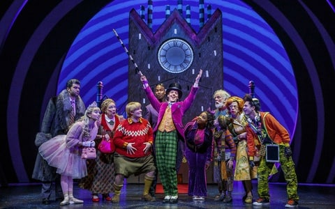 Tickets to Charlie and the Chocolate Factory the Musical on Broadway