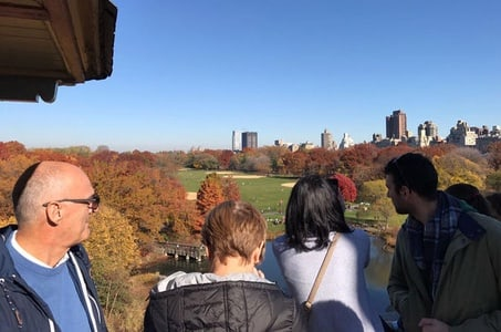 Views of Central Park Private Walking Tour