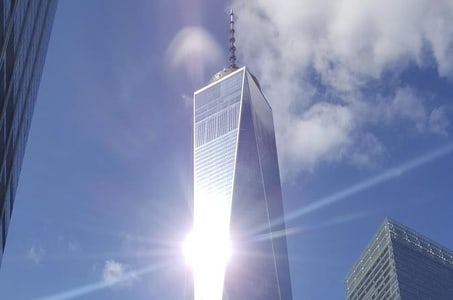 World Trade Center Walking Tour with One World Observatory Admission
