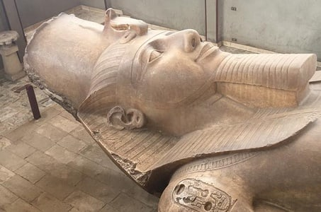 6 Hours half day trip to Sakkara Memphis Dahshur with private tour guide
