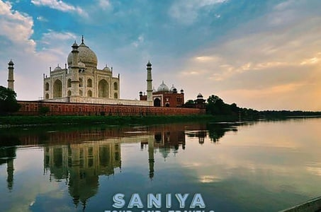 Guided Sunrise Tour of The Taj Mahal With 3 World Heritages UNESCO Sites Agra