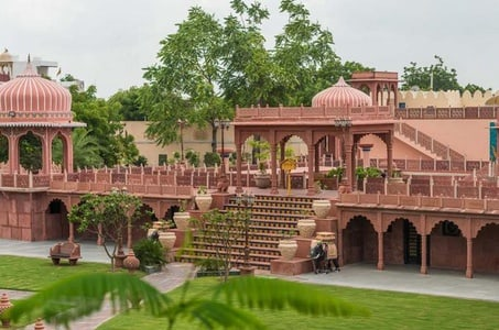 Special Trip From Agra to Jaipur with Jaipur 's Chokhi Dhani Visit in Jaipur