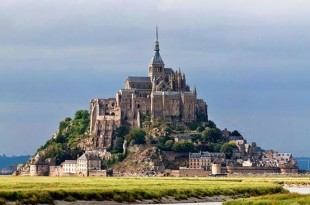 Mont St-Michel Private Day Trip from Paris