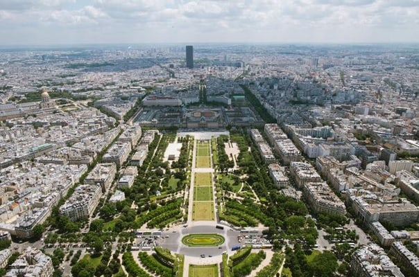 Skip the Line: 2nd Level Eiffel Tower Ticket and Small-Group Tour