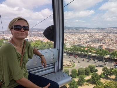 Montjuic Cable Car Ticket