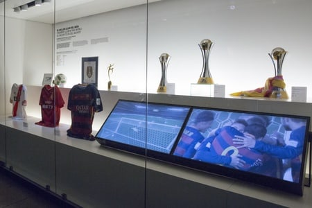 Skip the Line Camp Nou Experience Tour and FC Barcelona Museum