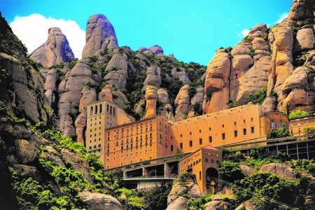 Montserrat Monastery Guided Tour (Afternoon)