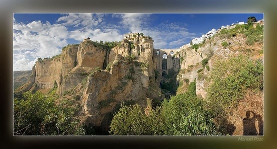 Full-Day Ronda Tour from Costa del Sol