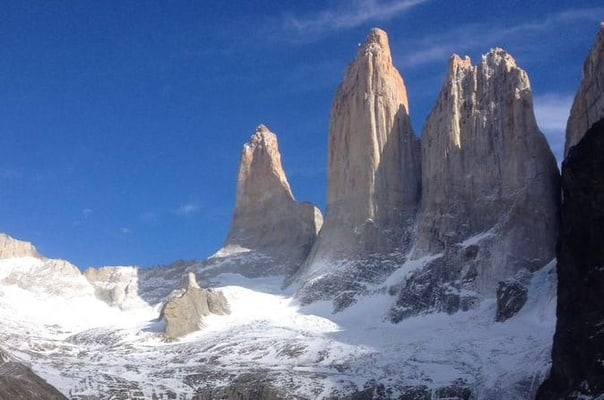 Small-Group Advanced Day Hike to Torres del Paine Towers with Lunch