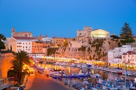 From Mallorca: day trip to Menorca by boat
