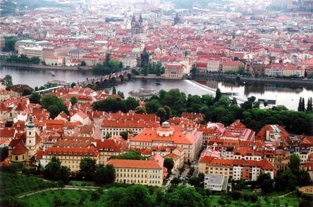 Small-Group Half-Day Walking Tour of Prague's Historic and Famous Sites
