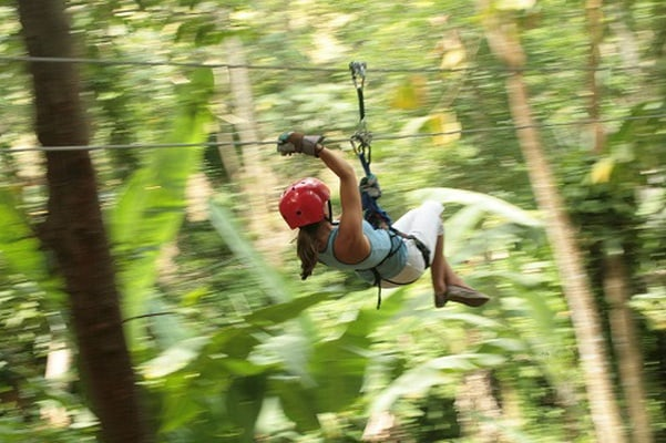 Zipline Canopy Adventure from Punta Cana & Canopy Adventure from Punta Cana