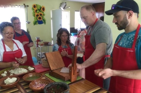 Puerto Vallarta Cooking Class: Market Shopping, Lesson and Tastings