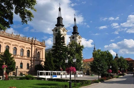 Northern Serbia: Pannonia Legacy Full Day Tour from Belgrade
