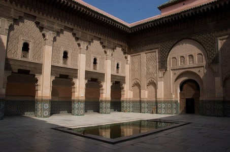 Marrakech Guided Half-Day Tour
