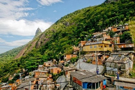 Corcovado & Christ the Redeemer Statue + Santa Maria Favela - Small Group Tour