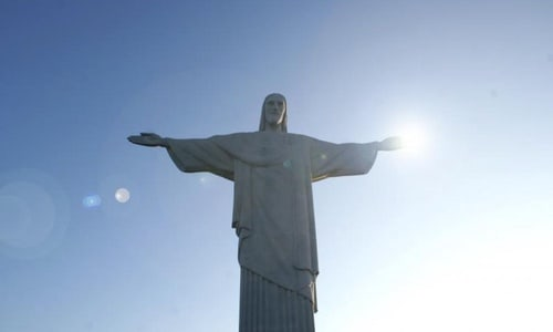 Corcovado tour with Christ Redeemer statue