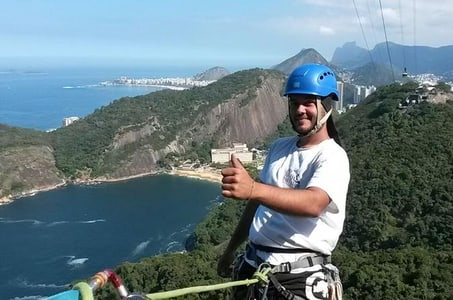 Introductory Rio Rock Climbing Experience