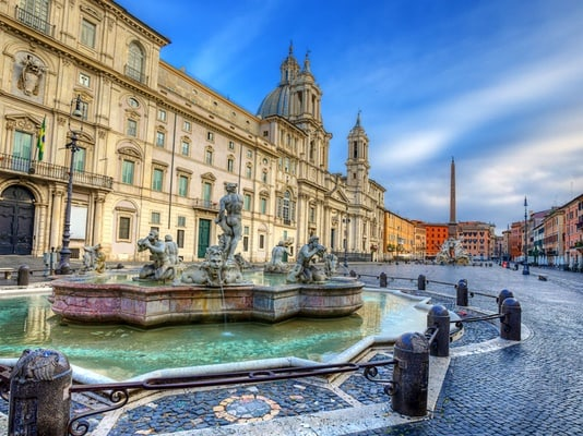 Italy Sorrentine Peninsula 5-Day Tour from Rome Including Naples and Pompeii