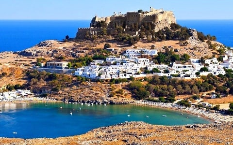 From Rhodes: Half-Day Trip to Lindos