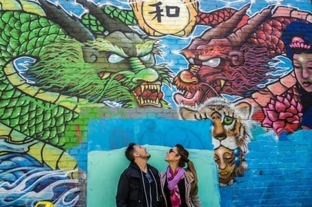Best of San Francisco Private Walking Tour