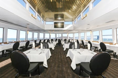 Three-Hour San Francisco Cruise with Four-Course Dinner
