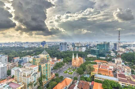 Travel around Ho Chi Minh City to Mekong Delta one Day