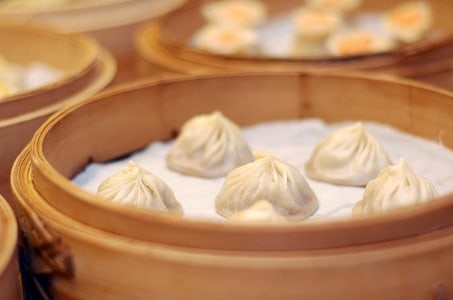 Din Tai Fung Dinner and VIP Class River Cruise Experience in Shanghai