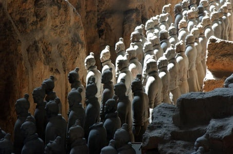 Xi'an in One Day: Day Trip from Shanghai by Air