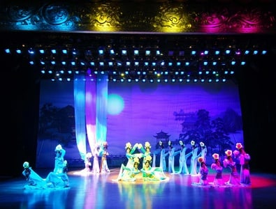 Dumpling Banquet with Tang Dynasty Show Private Tour