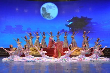 3-hour Tang Dynasty Show and Dumpling Dinner in Xi'an