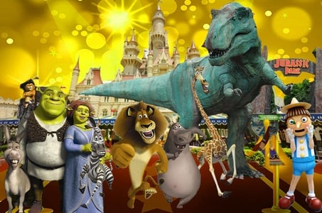 Full-Day Universal Studios Singapore Admission with Optional VIP Package