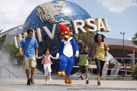 Universal Studios Singapore Day Pass Ticket with Optional Hotel Pick-Up
