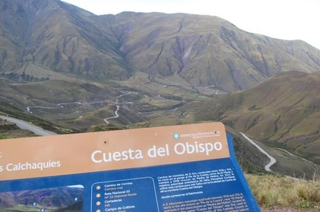 Full-Day Tour of Cachi and Calchaquí Valleys from Salta