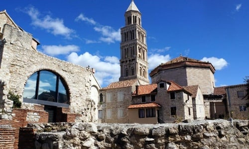 Game of Thrones guided walking tour in Split