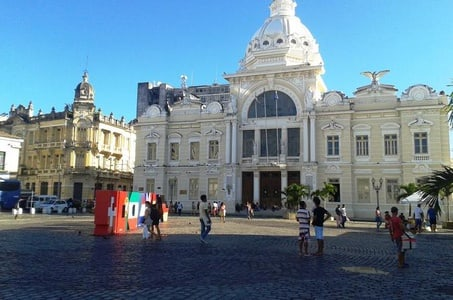 Full-Day Historic City Tour of Salvador with Lunch
