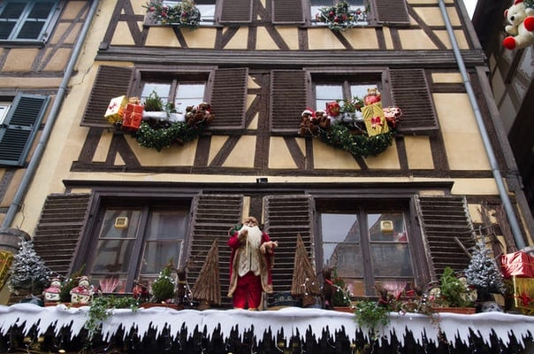 Christmas Markets and Alsace Wines Full-Day Tour from Strasbourg