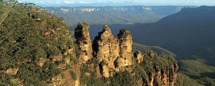 Sydney Blue Mountains Helicopter Eco Tour