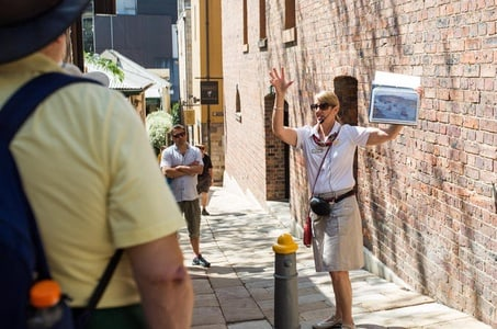 Sydney Shore Excursion: The Original Guided Walking Tour of The Rocks