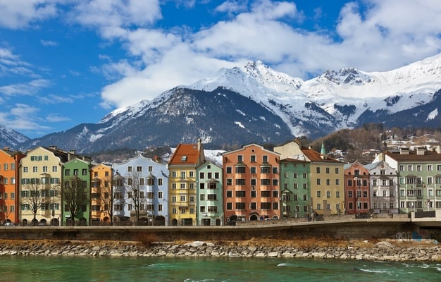 Innsbruck and Crystal World at Wattens Private Tour
