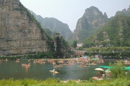 All Inclusive Private Day Trip to Shidu Nature Park Day Trip from Beijing