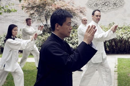 All Inclusive Private Tai Chi Day Tour to Temple of Heave and White Cloud Temple Plus Tea Ceremony