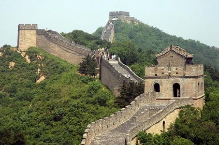 Full-Day Great Wall of Badaling with Ming Tomb Tour from Beijing