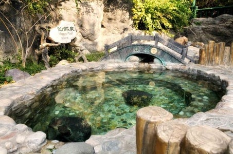 Private Mutianyu Great Wall and Changping Hot Springs Day Tour from Beijing