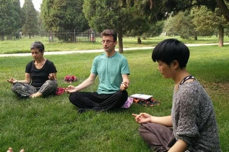 Private Qi Gong for Health Study Class